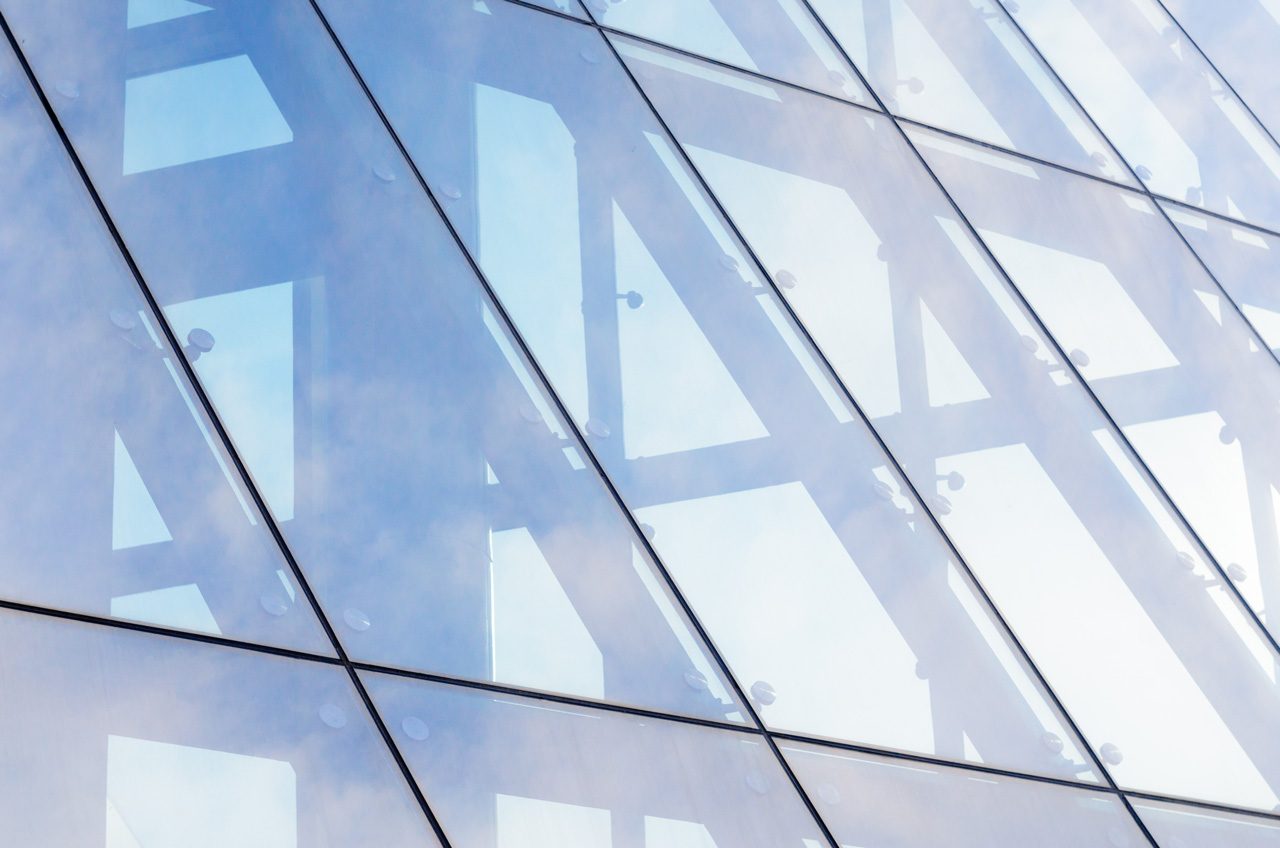 Curtain Wall Glassing 1