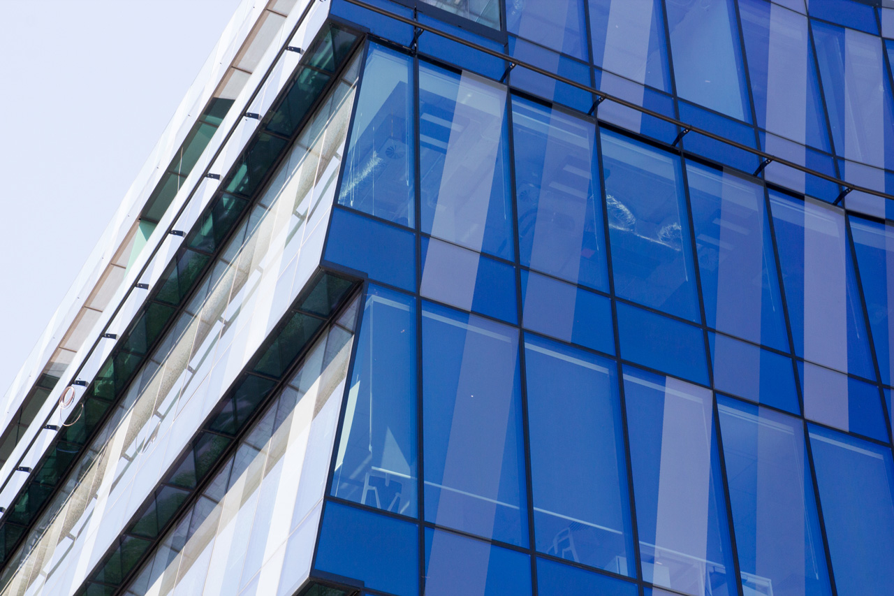 Curtain Wall Glassing 4