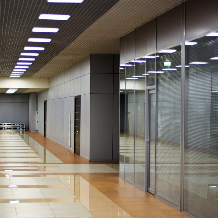 Interior Partitions 4